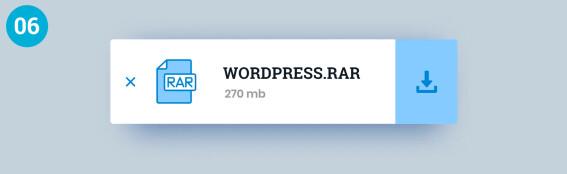 Установливаем Wordpress